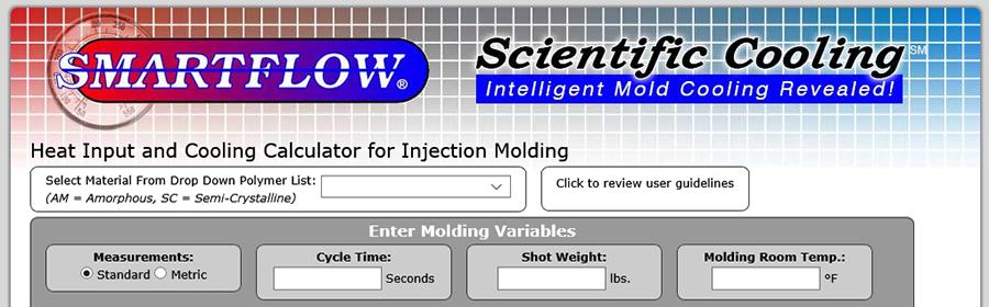 Scientific Cooling Calculator