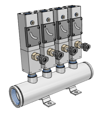 Smartflow® Flow Regulator and Manifold Assembly