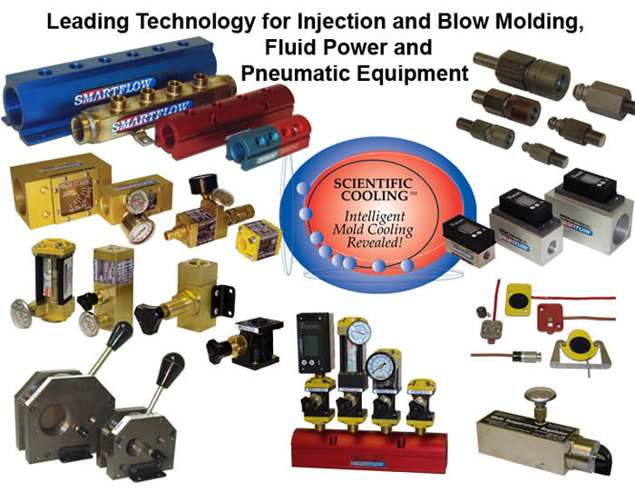 Smartflow Injection Molding Products