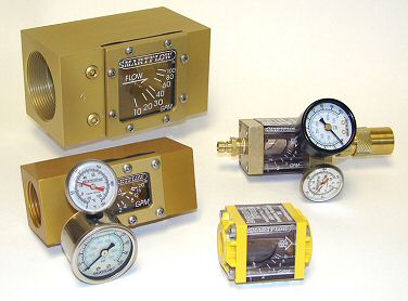 Standard Mechanical Flowmeters