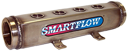 Low-Profile Port Stainless Steel Manifolds